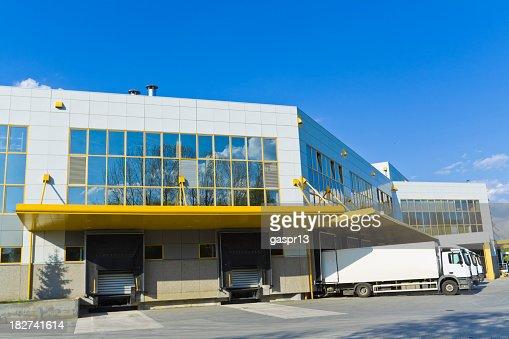 Moderne distribution center