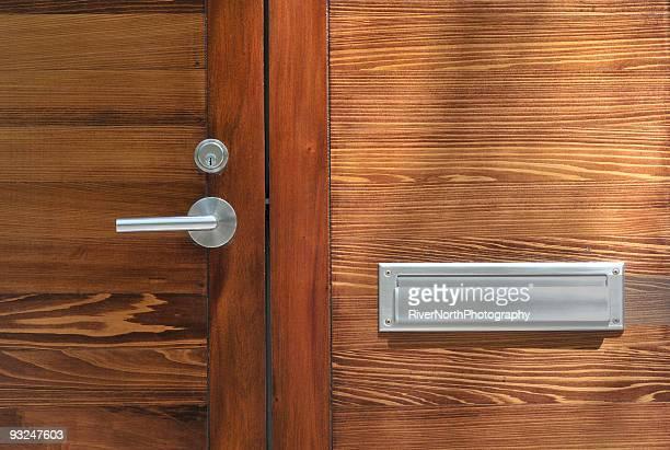 Modern Door, Savannah, Georgia