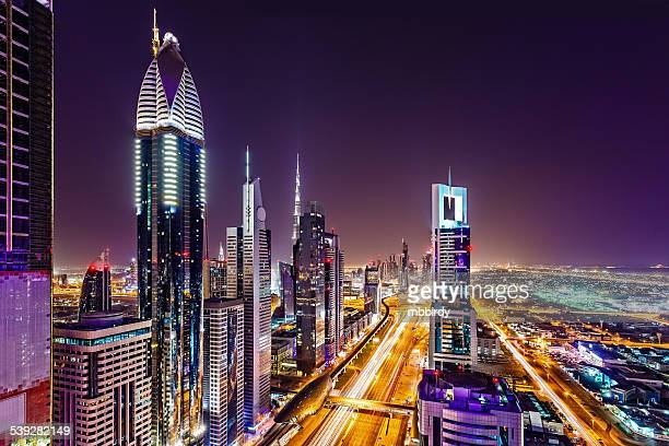Modern Dubai, United Arab Emirates