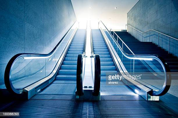 Modern escalator