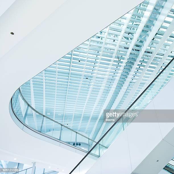 Moderne Escalier roulant
