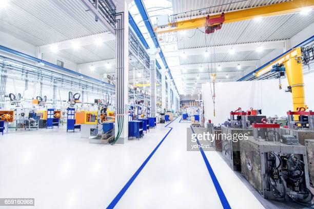 L'usine moderne & allée