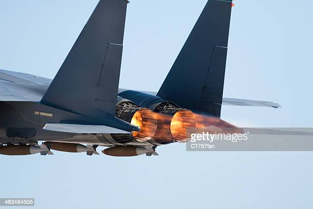 Avion de chasse moderne