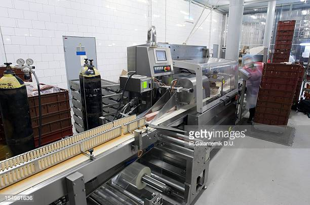 Modern Food Packaging Production Line