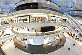 Modern shopping mallClick