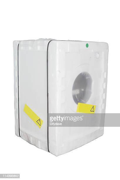 Carnier à chargement par l'avant moderne Machine à laver de poids dans les bagages