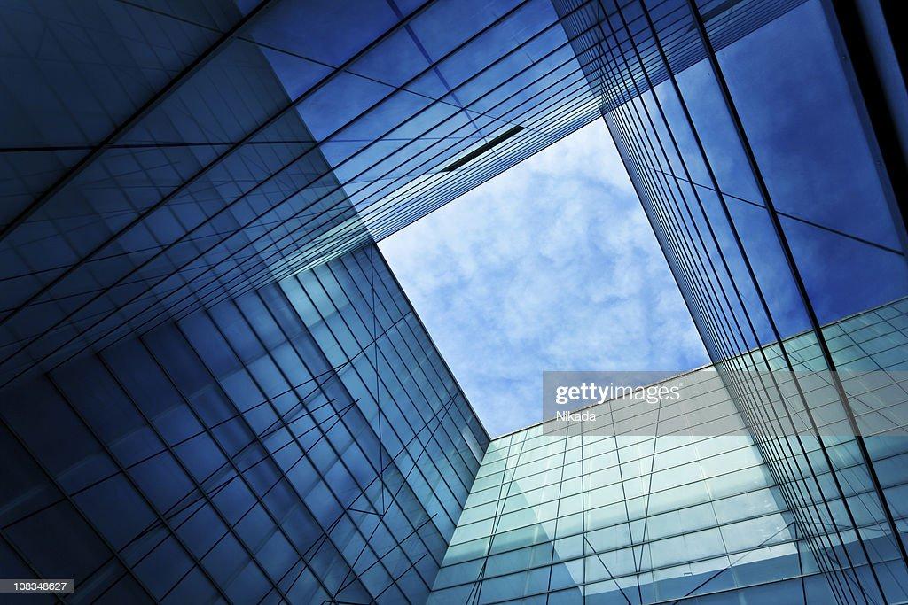 Modern Glass Architecture : Stock Photo