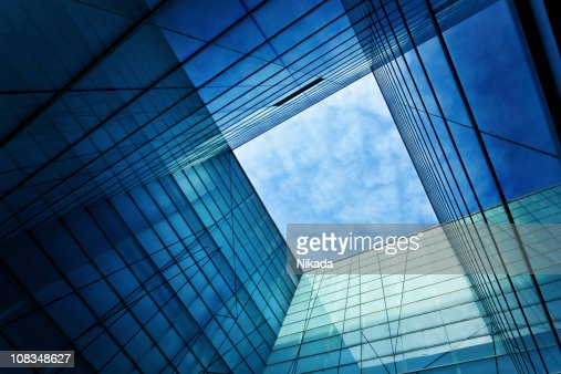 Modern Glass Architecture : Stock Photo
