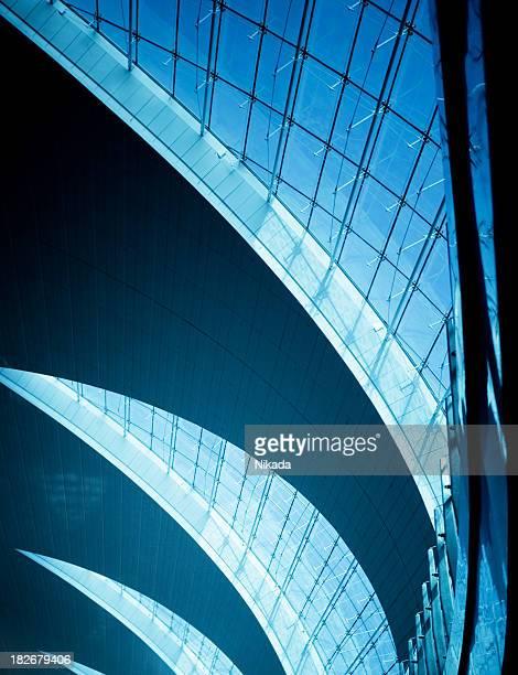 Modern Glass Ceiling