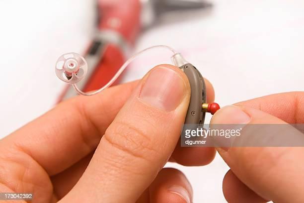 Moderne Hörgerät
