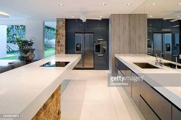 Casa moderna Cozinha