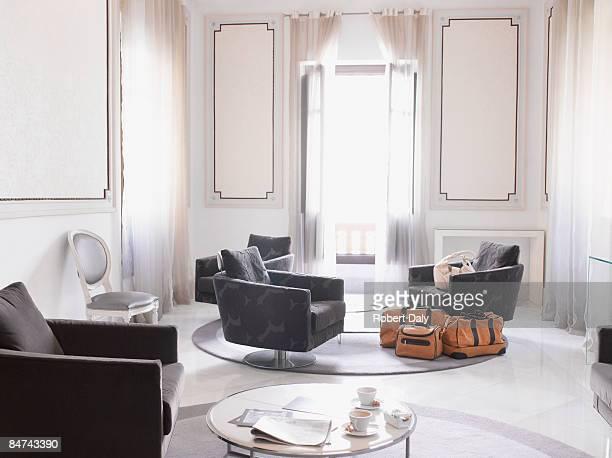 Moderne hotel-suite