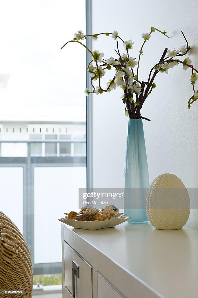 Modern house interior, Canberra, Australian Capital Territory, Australia : Stock Photo