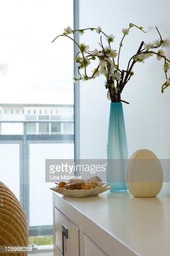 Modern house interior, Canberra, Australian Capital Territory, Australia : ストックフォト
