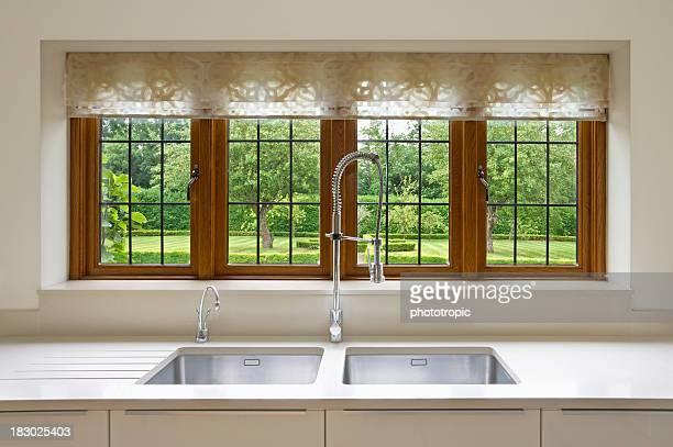Cucina finestra