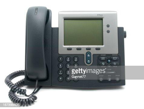 Moderno telefono IP