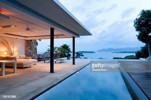 Modern Island Villa