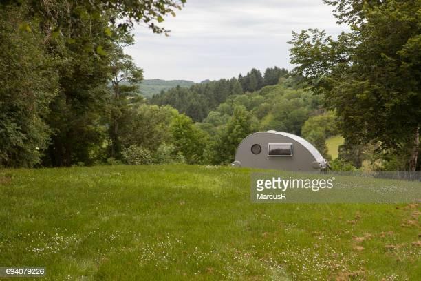 Modern kamperen