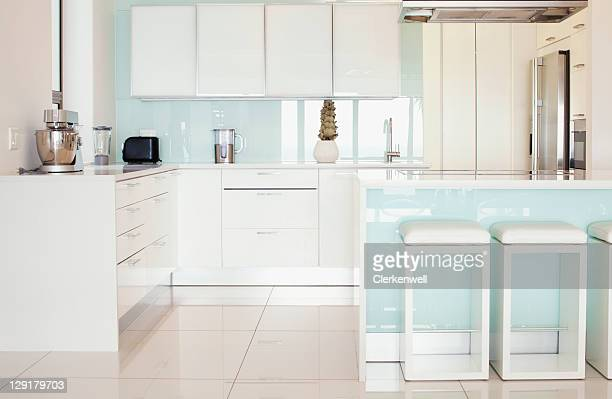 Comptoir de la cuisine moderne