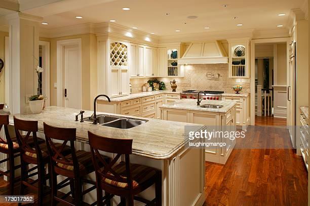 Moderne Küche zu Hause