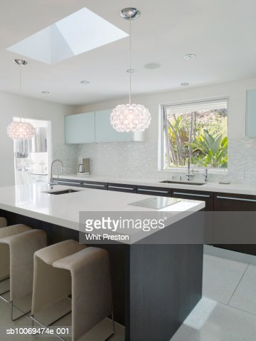 Modern kitchen : Stock Photo