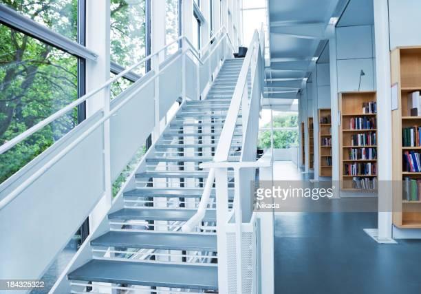 Moderne et bibliothèque