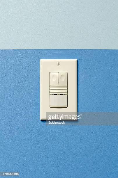 Moderne Lichtschalter