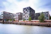 Modern living in the HafenCity Hamburg