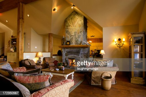 modern living room house interior
