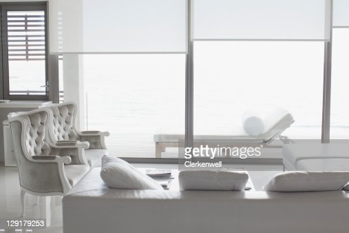 Modern living room : Stock-Foto