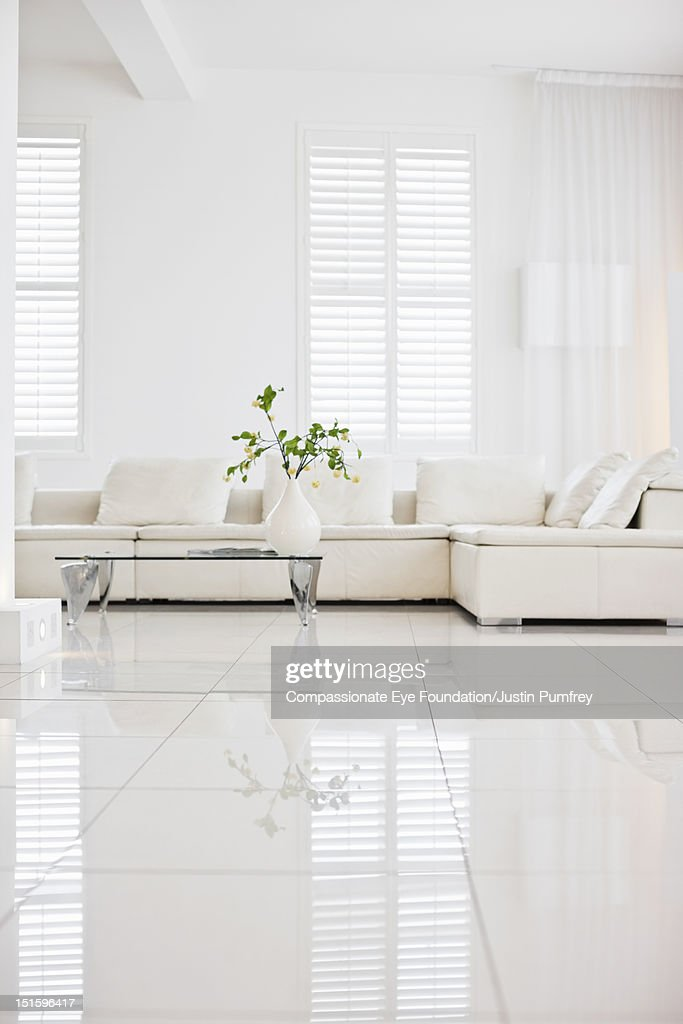 Modern Living room : Stock Photo