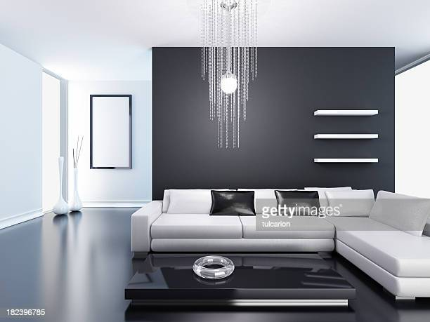Moderno soggiorno