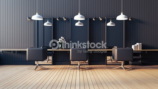Moderne Lebenden Salon Interior 3d Rendern Bild Stock-Foto | Thinkstock