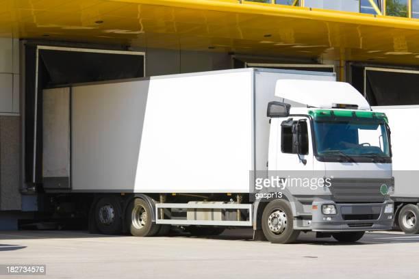 modern loading dock