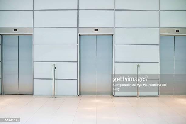 Modern lobby