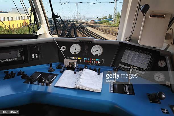 Locomotiva interni moderno