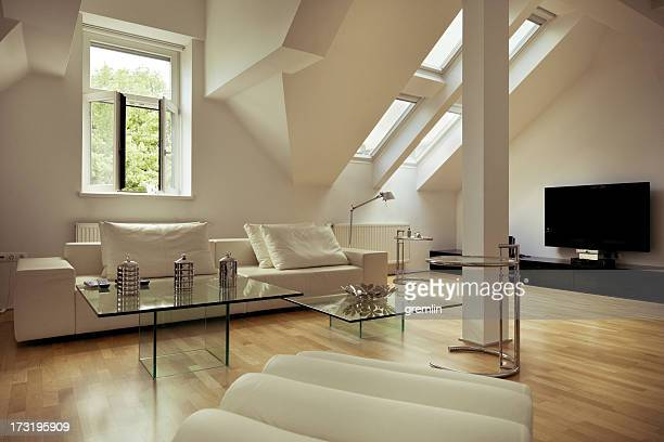 Moderne loft-apartment