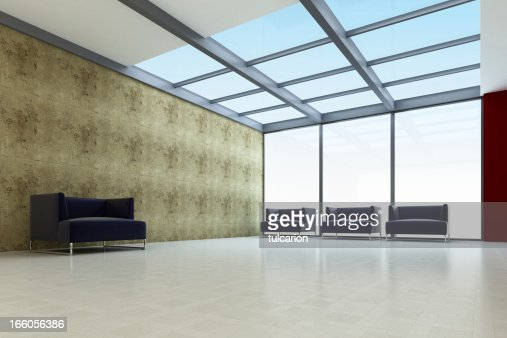 Modern Lounge Room Stock Photo | Getty Images