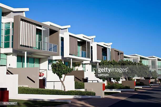 Apartamentos de lujo modernos