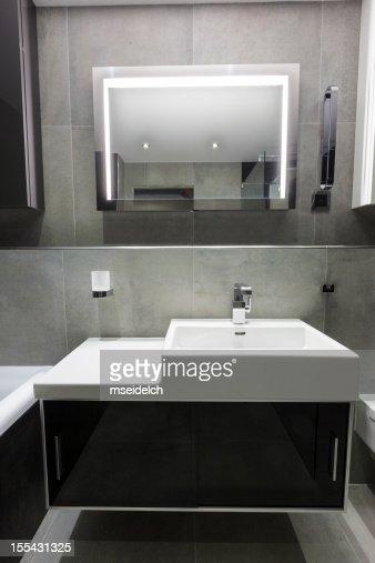 Modern Luxury Bathroom Stock Photo Getty