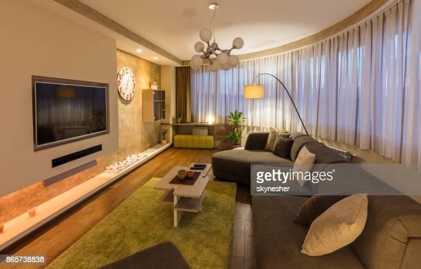 moderne Luxus-Design-apartment