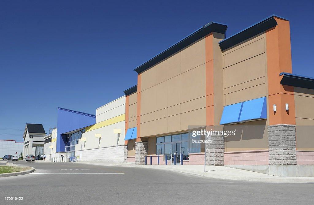 Modern Marketplace : Stock Photo