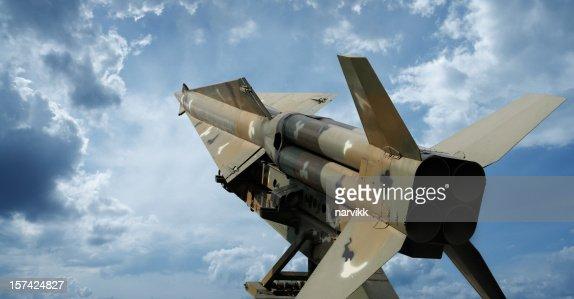 Modern Military Missile
