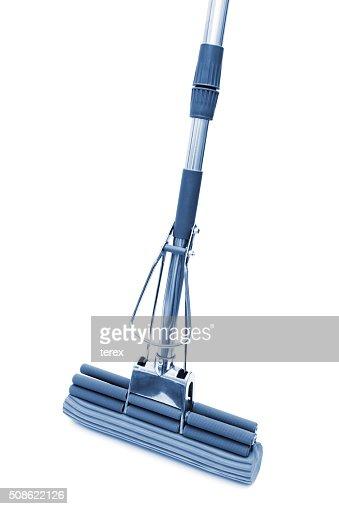 modern mop : Stock Photo