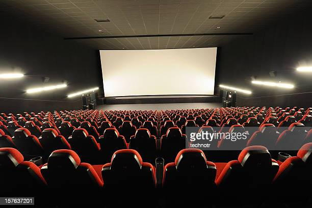 Modern movie theather