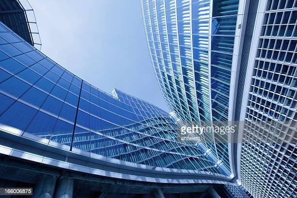 Ufficio moderno edificio a Milano
