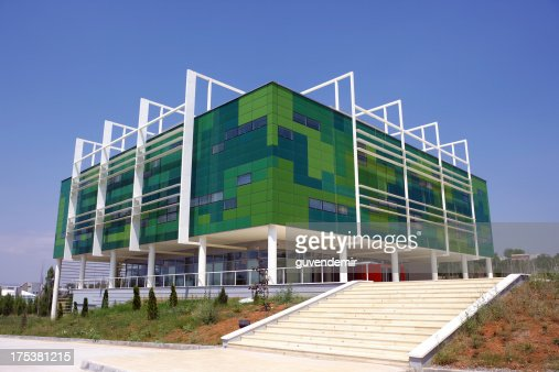 Modern Office Building Stock Photo Getty Images - Modern office building