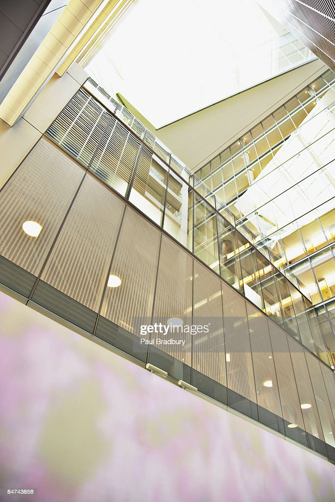 Modern office building : Stock Photo