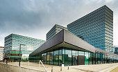 Complex of corporate buildings