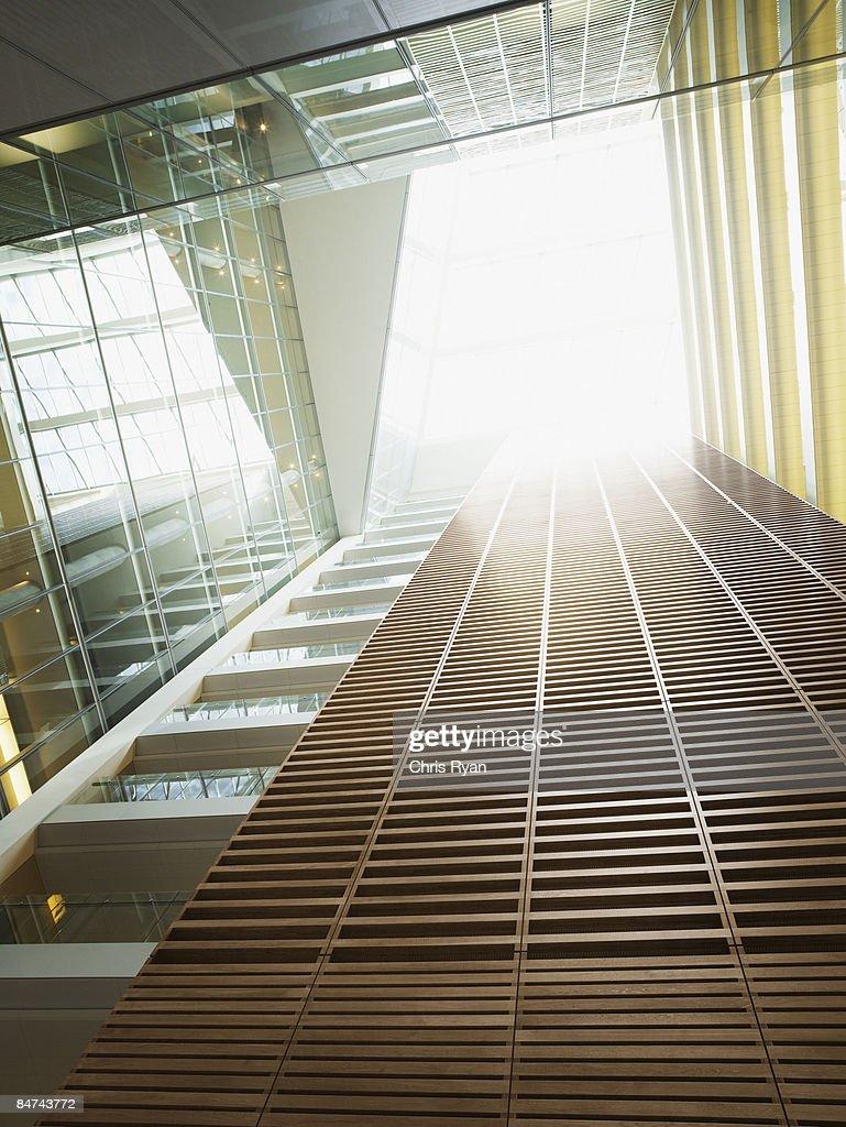 Modern office buildings : Stock Photo